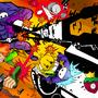 Newgrounds Battlegrounds by TaraGraphika