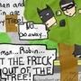 Batman and Robin by Sethdd