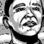 Obama ansi by enzob7