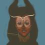 Togruta Female Face