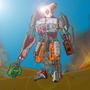 Killing Robot by maha135