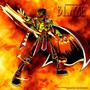 Commander Blaze!