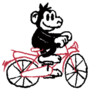 cycling ape