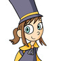 A Hat in Time - Hat Kid by Behonkiss