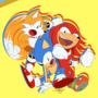 Sonic Mania Wallpaper! (4K)