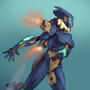 robot yes by rojozeus