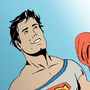 Superman / Degenerando superheroes