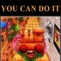 YOU CAN DO IT! Jazza COTM december 2017 entry