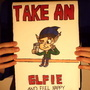 Take an Elfie and Feel Happy! by Louismation