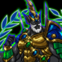 Warrior Poseidon