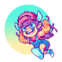 Arale by moawling