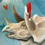 A Very Triceratops Christmas