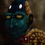 Tongorongo-ekatl (angry snail)