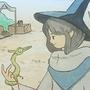Magicians Market by AliensOnToast