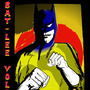 BAT-LLE VOLUME 2 POSTER by CHEAPTOONS