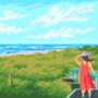 Breeze by Kldpxl