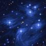 The pleiades by Kldpxl