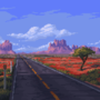 Highway by Kldpxl