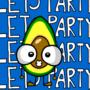 Let's Party Chevacado