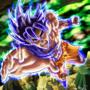 Goku - Migattei no Gokui by AlexRO-PS