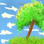 Quick tree on a cliff I guess by Jomoko