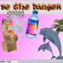 Be The Danger 圧ピお - 8LayneTech8 by 8LayneTech8