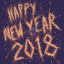 Happy 2018 by widemouthink