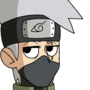 kakashi of the hidden leaf