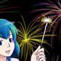 Earth-Chan Happy New Year