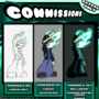 COMMISSIONS OPEN by Soulmentor