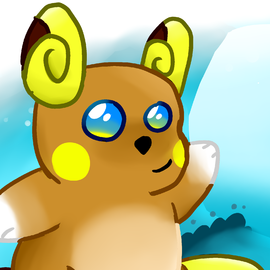 Alola Raichu By Jakethewird On Newgrounds