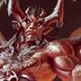 Mullet demon