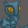 Bug Boy Vector Artwerk by DamnSkulls