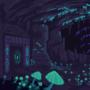 Mushroom cave
