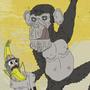 Monkey Madness by RistoKy