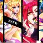 League of legends ladies