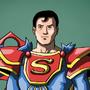 Superman's new suit