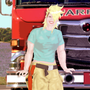 Shinedown Town's security and fire-fighting Ace by erickafonso