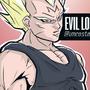 Evil Lord Vegeta 3