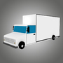 Box Truck (Low-Poly)