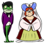 Frog and Duchess