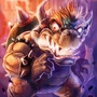 Bowser by TristanTait