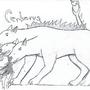 Cerberus by clarakat1
