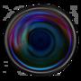 Neon Circle by Roboface3001