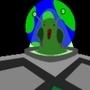 alien effort by jaythorpe