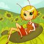 Bee Girl by pickletoez