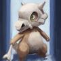 Little cubone by LeCanart