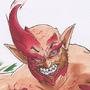 Evil Geckone - Dragon transformation