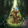 Magic ecounter by LeCanart