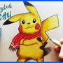 Winter Styled PIKACHU   Pokemon